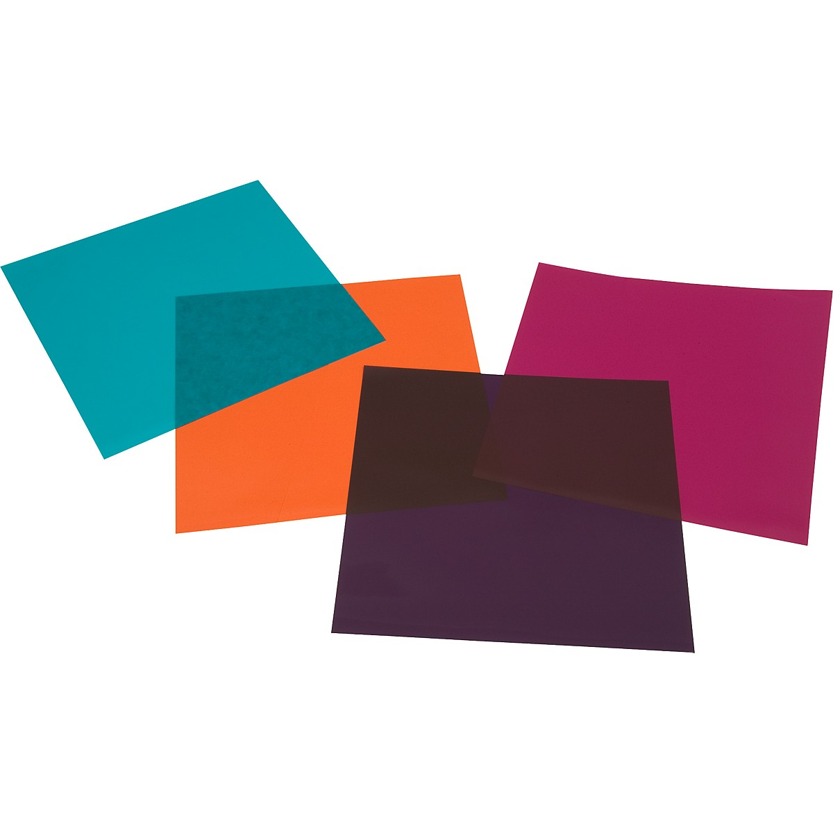 American DJ CGS-9B 9x9 Gel Sheet Pack B