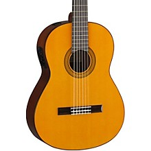 Yamaha CGX102 Acoustic-Electric Classical Guitar