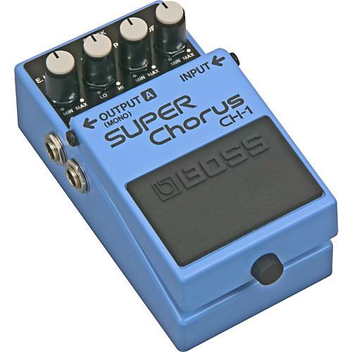 boss ch 1 super chorus pedal guitar center. Black Bedroom Furniture Sets. Home Design Ideas