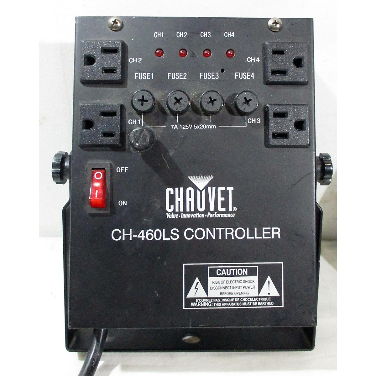 CHAUVET Professional CH-460LS Lighting Controller