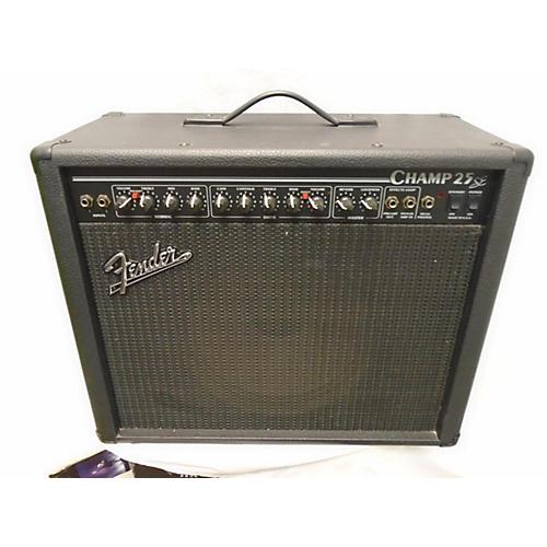 Fender CHAMP 25 SE Tube Guitar Combo Amp