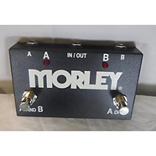 Morley CHANNEL SWITCH Pedal