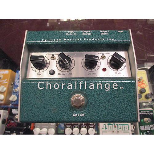 Fulltone CHORALFLANGE Effect Pedal
