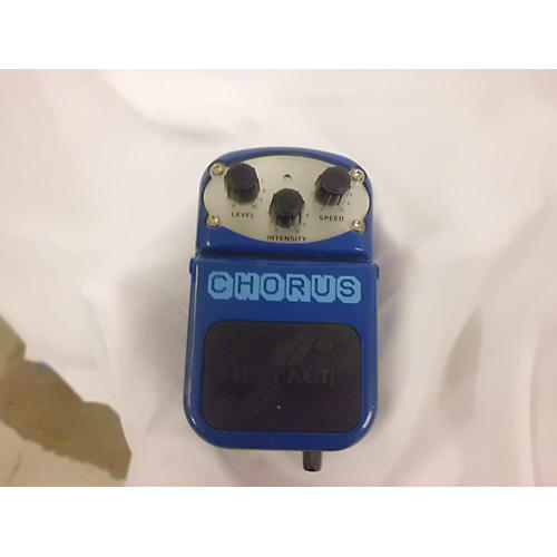 First Act CHORUS Effect Pedal