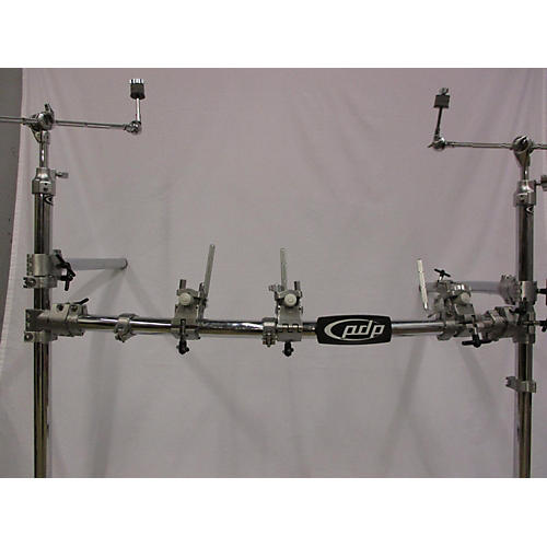 Dw Drum Rack Accessories : used pdp by dw chrome plated drum and cymbal rack drum rack guitar center ~ Vivirlamusica.com Haus und Dekorationen