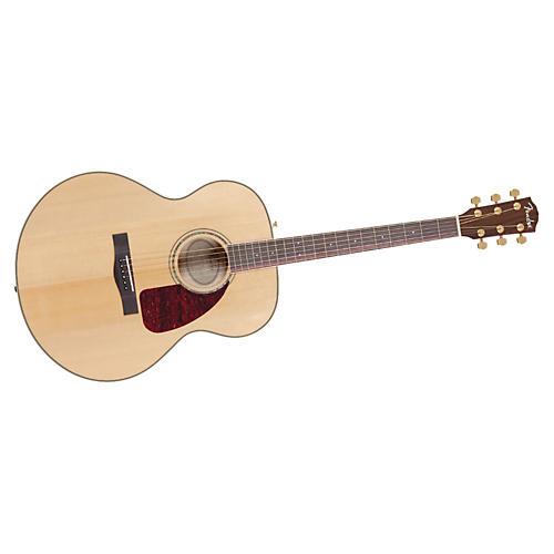 Fender CJ290S Flame Maple Jumbo Acoustic Guitar