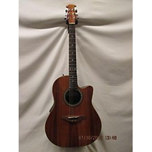 Ovation CK047-Fkoa Celebrity Acoustic Electric Guitar