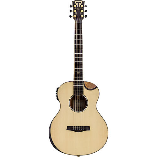Traveler Guitar CL-3E Compact Acoustic-Electric Guitar