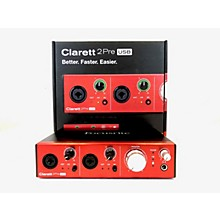 Focusrite CLARETT 2PREUSB Audio Interface