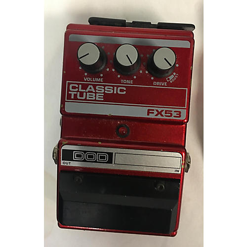 DOD CLASSIC TUBE Effect Pedal