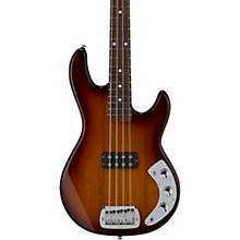 CLF Research L-1000 Electric Bass Caribbean Rosewood Fingerboard Old School Tobacco