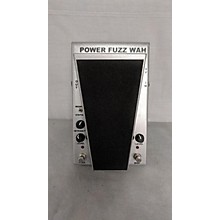 Morley CLIFF BURTON POWER FUZZ WAH Effect Pedal