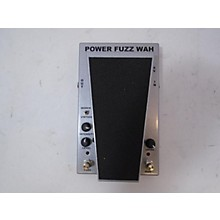 Morley CLIFF BURTON TRIBUTE FUZZ WAH Effect Pedal