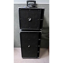 Phil Jones Bass CLUB BASS COMPACT B400 Guitar Stack