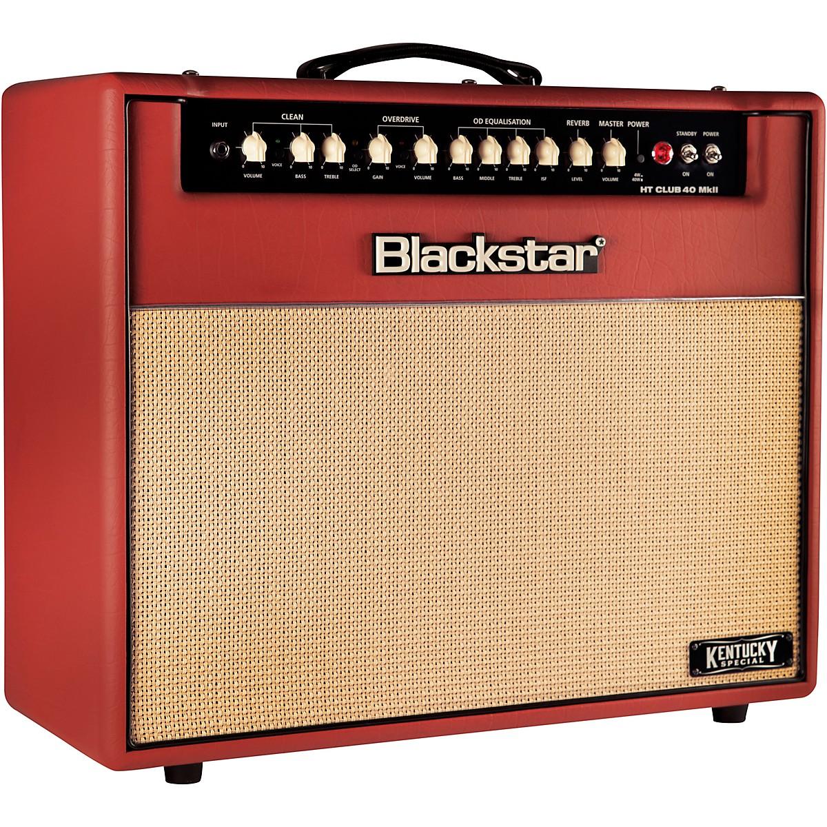 Blackstar CLUB40CMKII Limited Edition Kentucky Special 40W 1x12 Tube Guitar Combo Amp