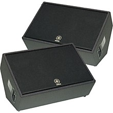 "Yamaha CM15V 15"" 2-Way Club Monitor Pair"