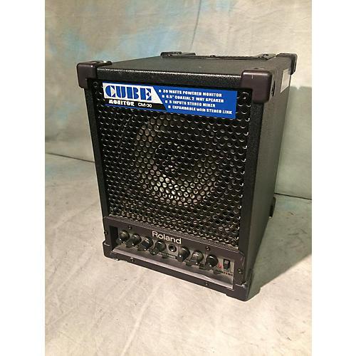 Roland CM30 30W Black Keyboard Amp