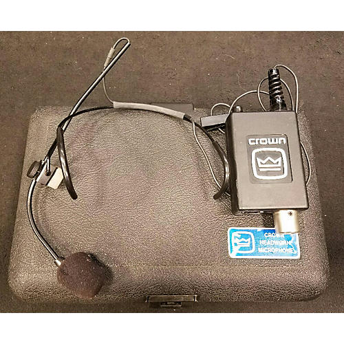 Crown CM311 Headset Wireless System