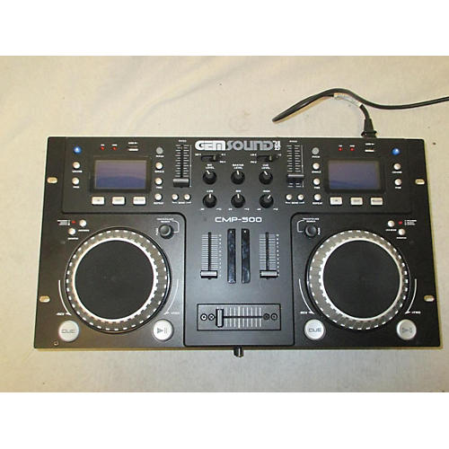 Gem Sound CMP500 DJ Player