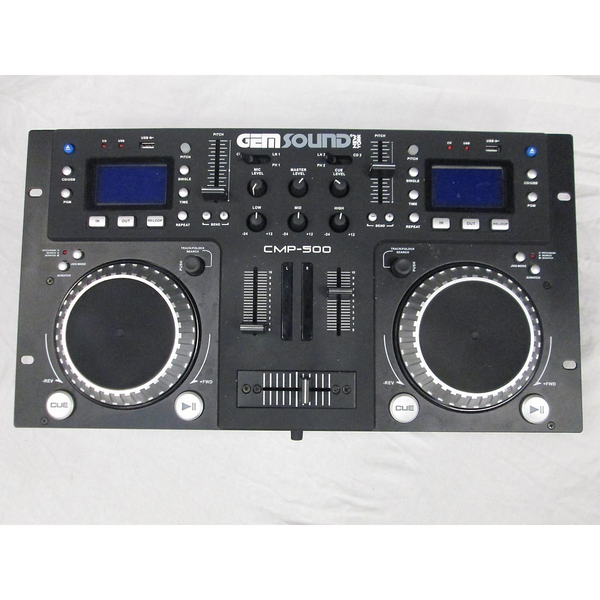 Gemini CMP500 DJ Player