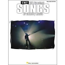 Hal Leonard CMT - 100 Greatest Songs Of Country Music Easy Guitar with Tab