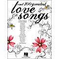 Hal Leonard CMT's 100 Greatest Love Songs Piano, Vocal, Guitar Songbook thumbnail