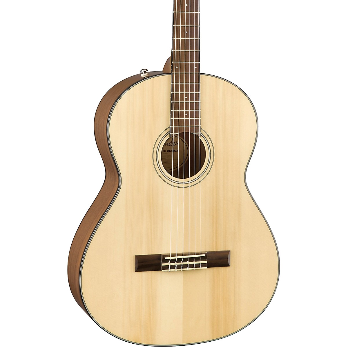 Fender CN-60S Nylon Acoustic Guitar