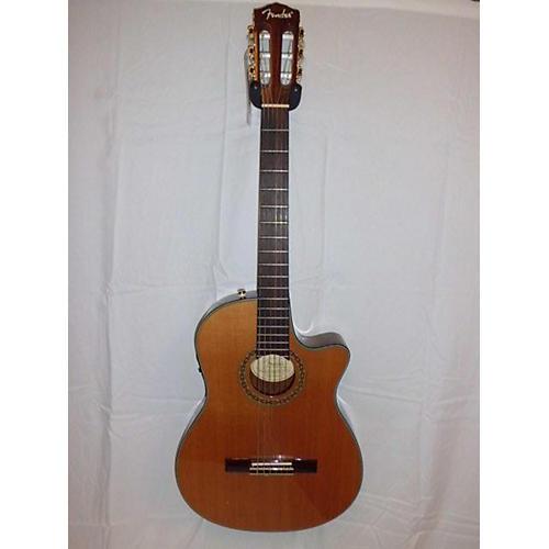 Fender CN240SCE THINLINE Classical Acoustic Guitar