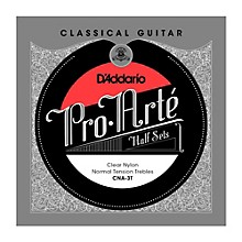 D'Addario CNA-3T Pro-Arte Alto Tension Classical Guitar Strings Half Set