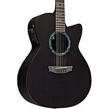 Rainsong CO-WS1000N2 Concert Series Graphite Acoustic-Electric Guitar