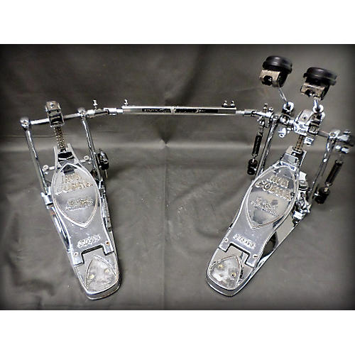 TAMA COBRA P900 LIMITED EDITION CHROME Double Bass Drum Pedal