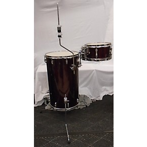 used groove percussion cocktail drum kit guitar center. Black Bedroom Furniture Sets. Home Design Ideas