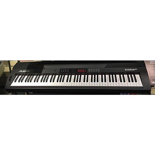 used alesis coda pro keyboard workstation guitar center. Black Bedroom Furniture Sets. Home Design Ideas
