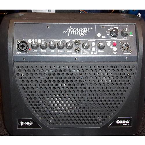 Acoustic Image CODA SERIES Acoustic Guitar Combo Amp