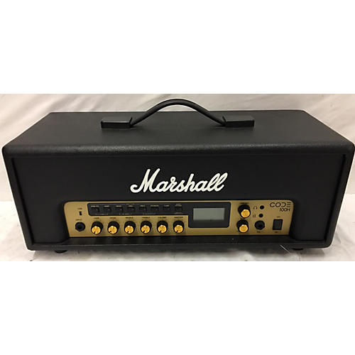 used marshall code 100h solid state guitar amp head guitar center. Black Bedroom Furniture Sets. Home Design Ideas