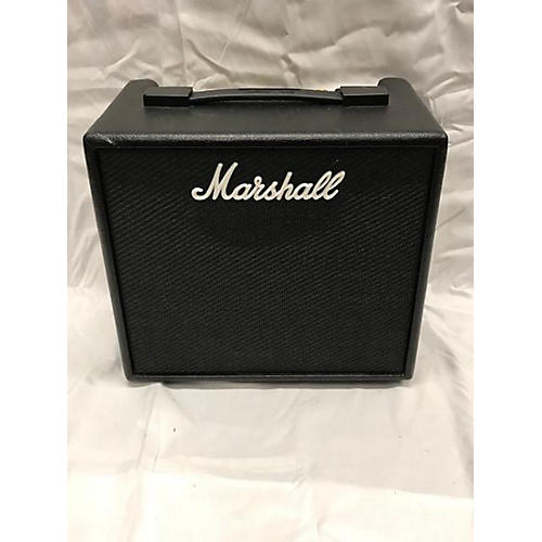 used marshall code 25w 1x10 guitar combo amp guitar center. Black Bedroom Furniture Sets. Home Design Ideas