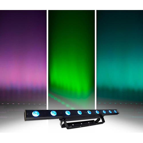 CHAUVET DJ COLORband H9 USB Hex-Color LED Linear Strip/Wash Light with Chase Effect Lighting