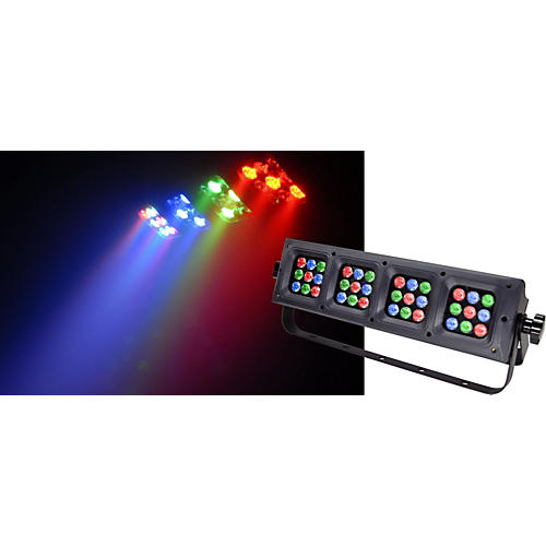 CHAUVET DJ COLORdash Quad DMX Wash Light Effect