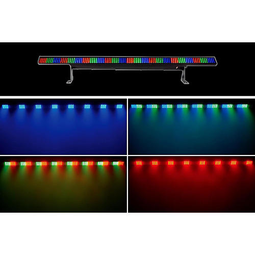 CHAUVET DJ COLORstrip Four-Channel DMX-512 LED Linear Wash Light