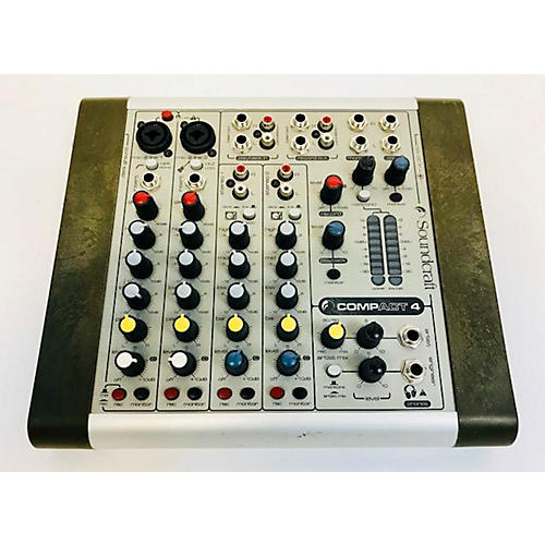 Soundcraft COMPACT 4 Unpowered Mixer