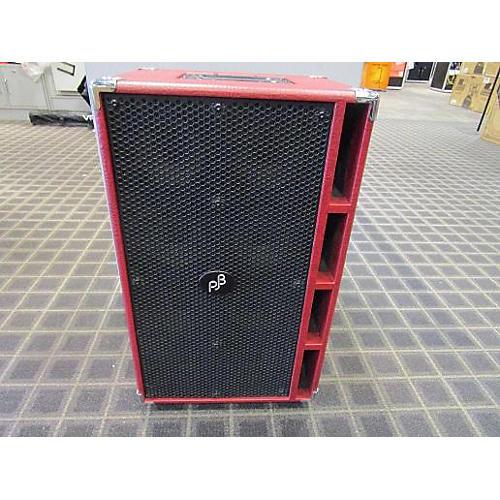 used phil jones bass compact 8 bass cabinet guitar center. Black Bedroom Furniture Sets. Home Design Ideas