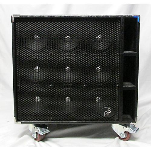 Phil Jones Bass COMPACT-9 Bass Cabinet