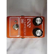 DOD COMPRESSOR 280 Effect Pedal