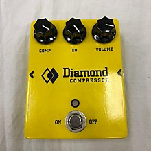 DIAMOND PEDALS COMPRESSOR EFFECT PEDAL Effect Pedal