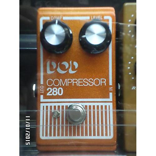 DOD COMPRESSOR Effect Pedal
