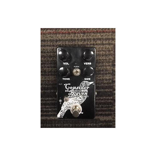 Mercy Seat Effects CONSIDER THE RAVEN FLOCK EDITION Effect Pedal