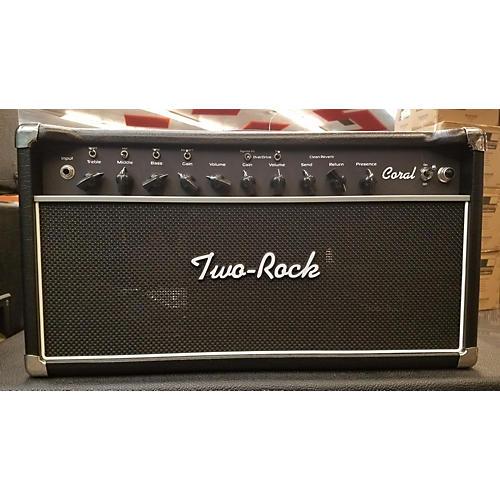 Two Rock CORAL 50W HEAD Tube Guitar Amp Head