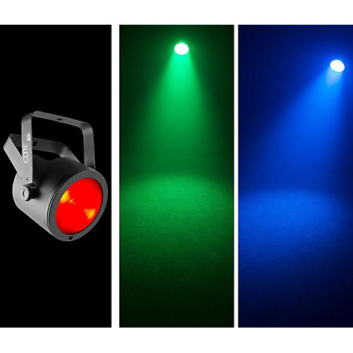 CHAUVET DJ COREpar 40 USB LED Wash Light with Chip-on-Board and Magnetic Lens