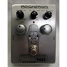 Rocktron COTTONMOUTH FUZZ Effect Pedal
