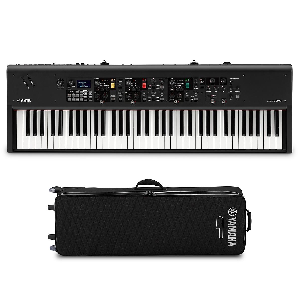 Yamaha CP73 73-Key Digital Stage Piano With Bag